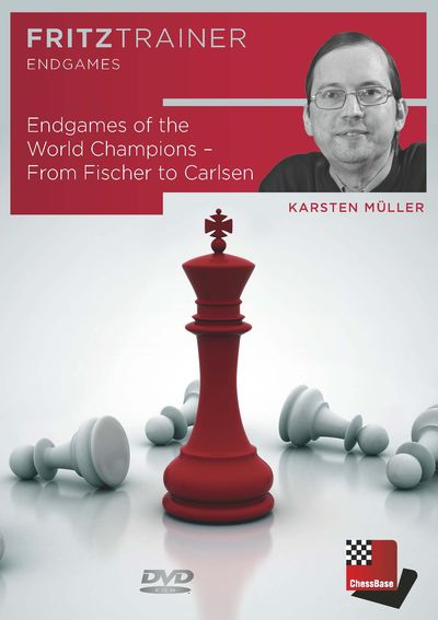 Endgames of the World Champions – From Fischer to Carlsen