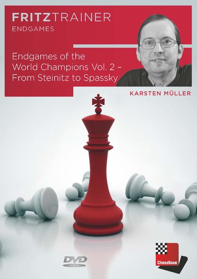 Endgames of the World Champions Vol. 2 – From Steinitz to Spassky