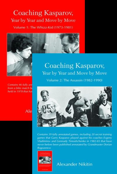 Coaching Kasparov, Volume I + II