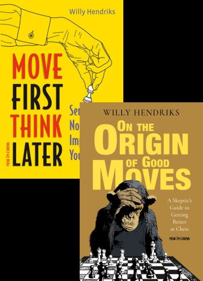 On the Origin of Good Moves / Move First Think Later