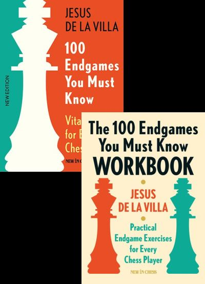 100 Endgames You Must Know + Workbook