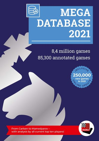 Mega Database 2021 (Update from Mega 2020)