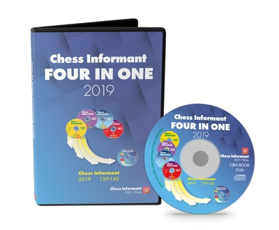 Chess Informant Four in One 2019