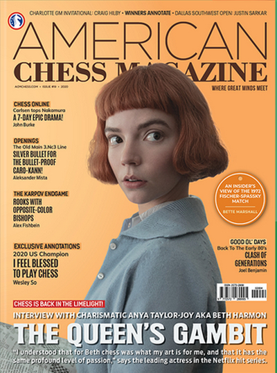 American Chess Magazine issue 19