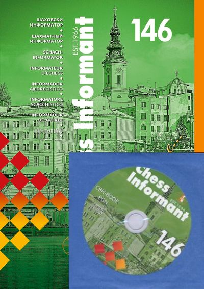Chess Informant 146 Once Upon a Time (+CD)