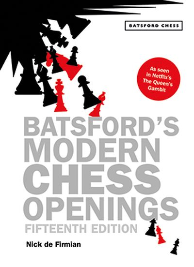 Batsford Modern Chess Openings