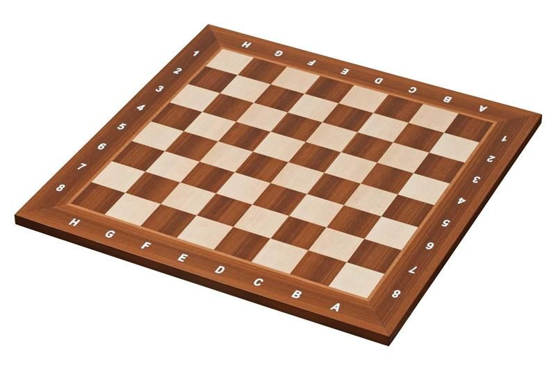 Wooden Chessboard No: 5, London