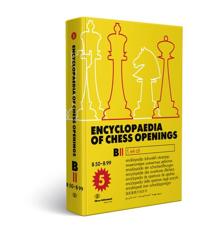 "Encyclopaedia of Chess Opening B2"" (5th edition)"