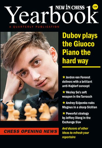 New in Chess Yearbook 138