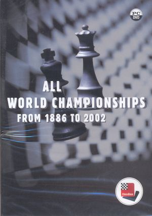 All World Championships from 1886 to 2002