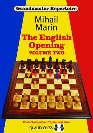 Grandmaster Repertoire 4 - The English Opening vol. 2 (Hardcover