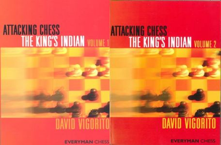Attacking Chess: The King's Indian, Volume 1 + 2
