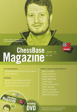 Chessbase Magazine 142 (+DVD)