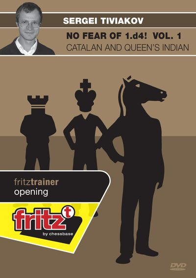 No fear of 1.d4! Vol. 1: Catalan and Queen's Indian