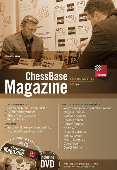 Chessbase Magazine 146 (+DVD)