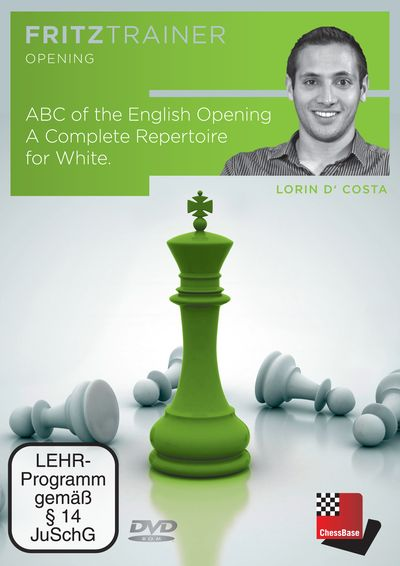 ABC of the English Opening. A Complete Repertoire for White