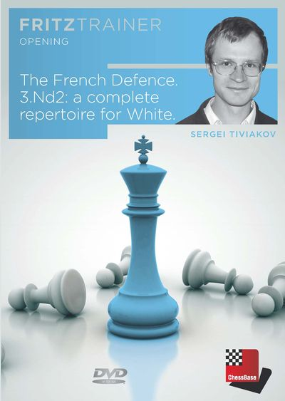 The French Defence. 3.Nd2: a complete repertoire for White