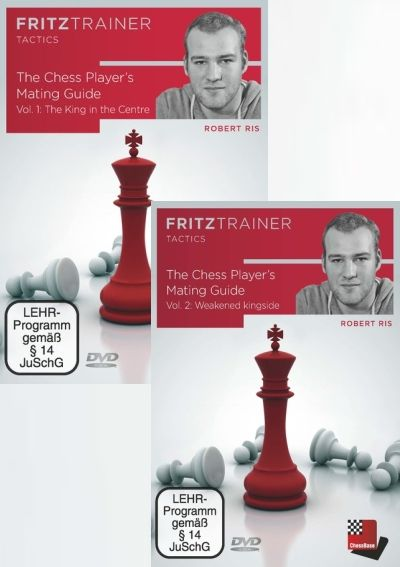 The Chess Player's Mating Guide Vol. 1 + 2