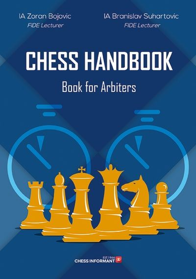 Chess Handbook, Book for Arbiters
