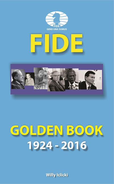 FIDE Golden Book 1924-2016