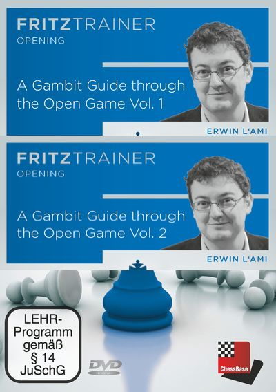 A Gambit Guide through the Open Game Vol. 1 + 2
