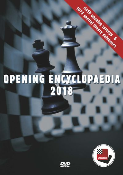 Chessbase Opening Encyclopaedia 2018 (Upgrade)