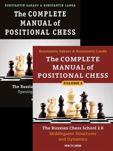 The Complete Manual of Positional Chess-Volume 1 + 2