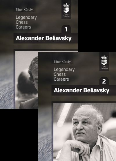 Legendary Chess Careers: Alexander Beliavsky (Part 1 + 2)