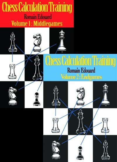 Chess Calculation Training Volume 1 & 2