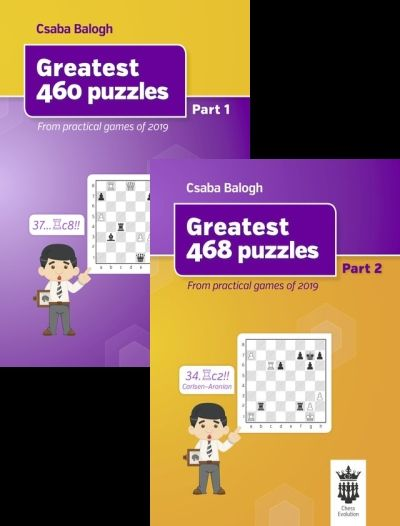Greatest Puzzles 2019
