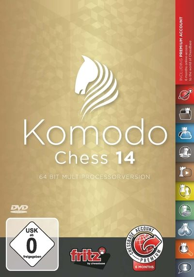 Komodo Chess 14 (64 Bit Multiprocessor)